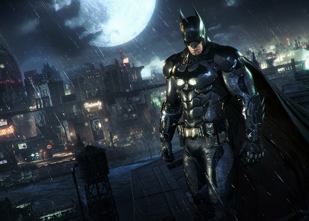 Batman: Arkham Knight trailers show off new gameplay