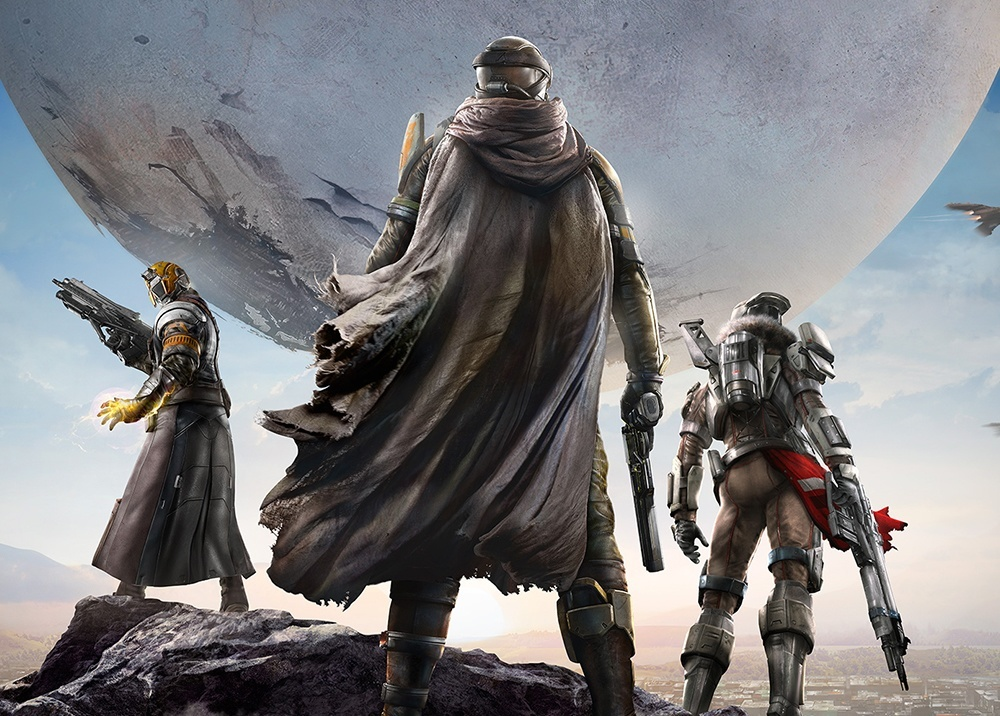 8 reasons I'm glad I only paid £8 for Destiny