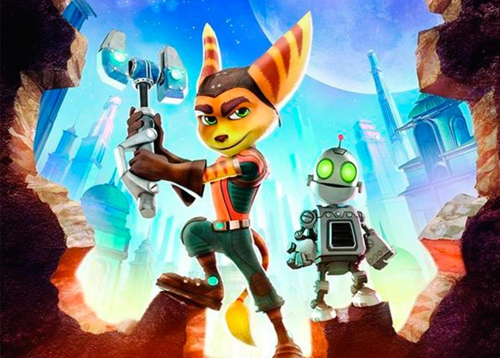 Ratchet & Clank Movie Poster 2014 Featured