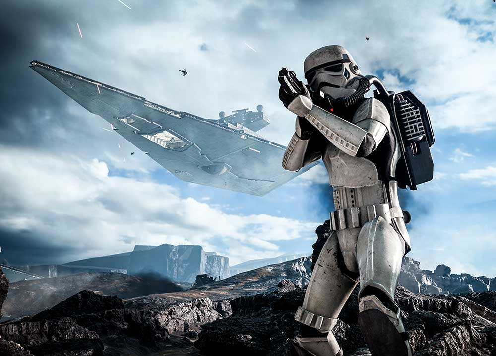 Three New Star Wars Games On The Way